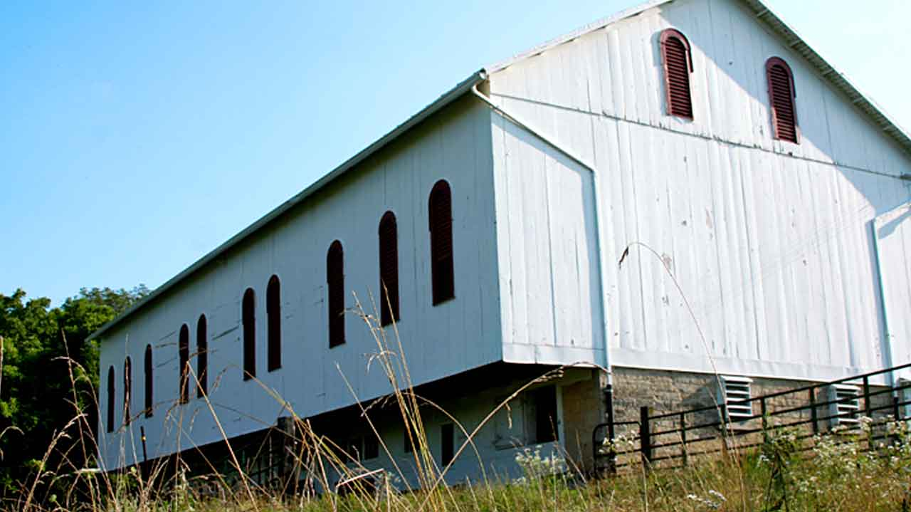 The Keener Farm CSA Barn