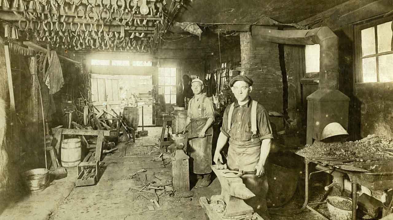 Keener Farm Ancestors